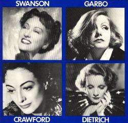 Four fabulous faces
