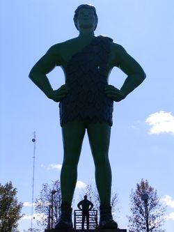 Jolly green giant minnesota 1