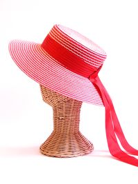 Vintage red hat 2 e
