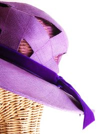 Vintage purple hat 2.3 e