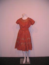 Vintage dress 6