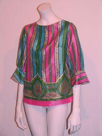 Vintage blouse 1