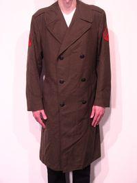 Vintage military coat 1