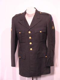 Vintage military jacket 2