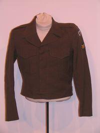 Vintage military jacket 5
