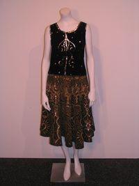 Vintage dress 50