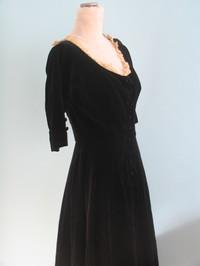 Vintage dress 55