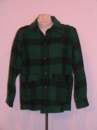 Vintage mens coat 6