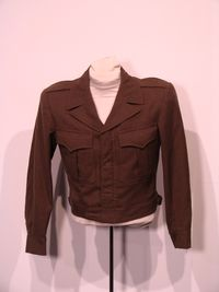 Vintage military jacket 1