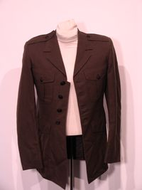 Vintage military jacket 3