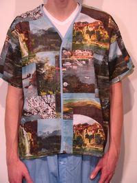 Vintage mens pajamas 1