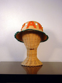 Vintage hat 39