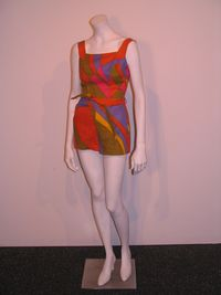Vintage swimsuit 1