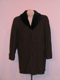 Vintage mens coat 1