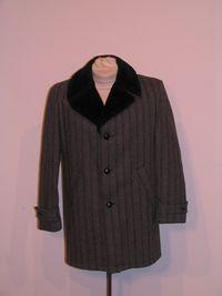 Vintage mens coat 4