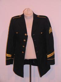 Vintage military jacket 4