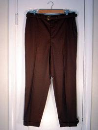 Vintage mens pants 5