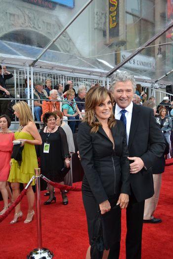 Linda gray & patrick duffy tcm