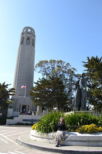 Coit tower 7