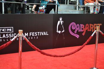 Cabaret red carpet tcm 2