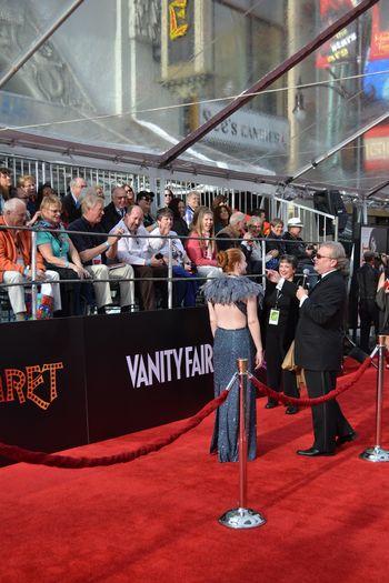TCM Film Festival Red Carpet  2012 3