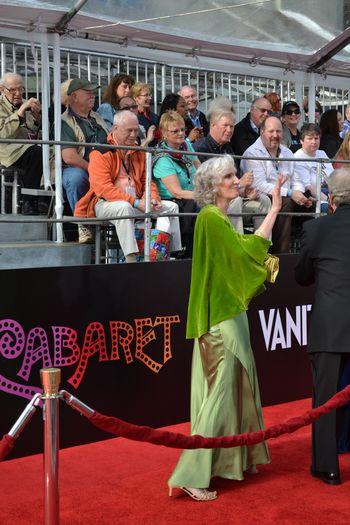 TCM Film Festival Red Carpet  2012 5