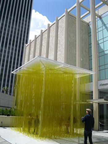 08 LACMA - Penetrabile Sculpture