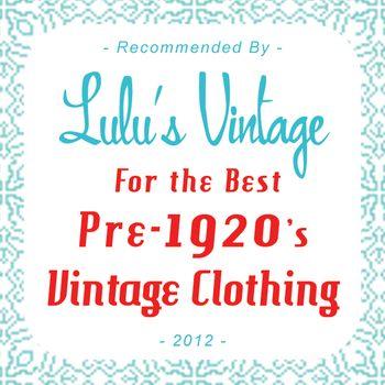 Lulus Vintage Pre-1920s