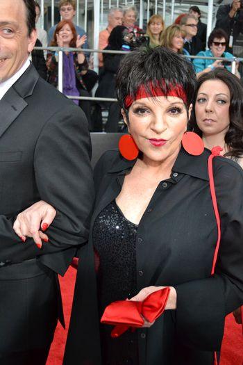 Liza Minnelli TCM Cabaret