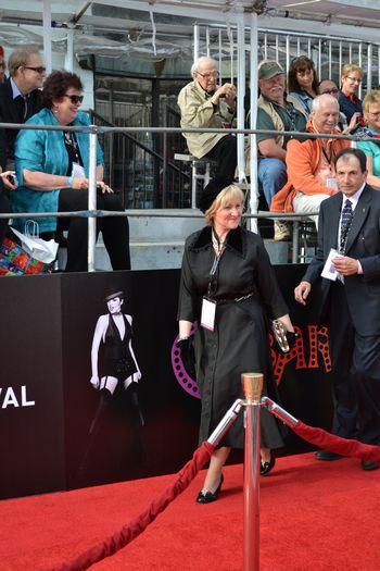 TCM Film Festival Red Carpet  2012 4