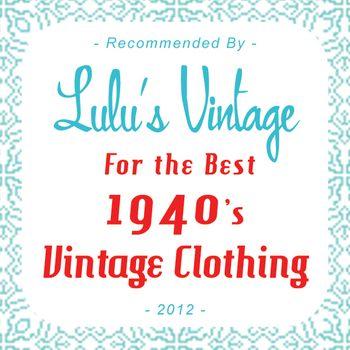 Lulus Vintage 1940s