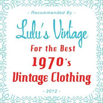 Lulus Vintage 1970s