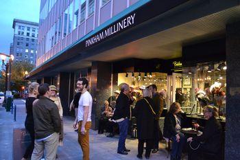 Pinkham millinery