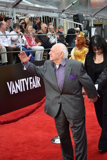 Mickey rooney tcm film fest 2012