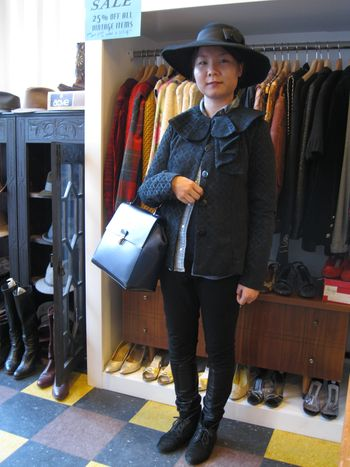 Lulu's vintage customer