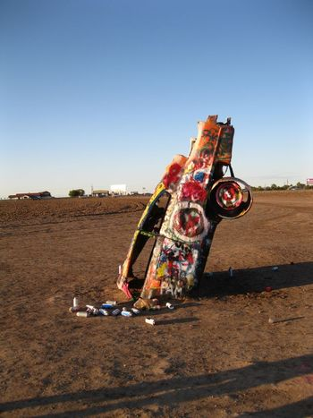 Cadillac ranch 3