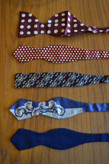 Vintage bow ties 1