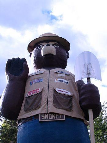 Smokey bear 09-21-10