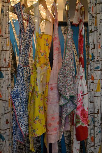 Vintage aprons portland 1