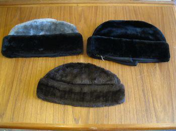 Vintage mens hats