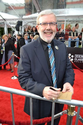 Leonard maltin tcm film fest 2012