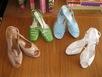 Vintage shoes portland