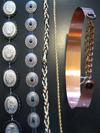 Vintage belts 4