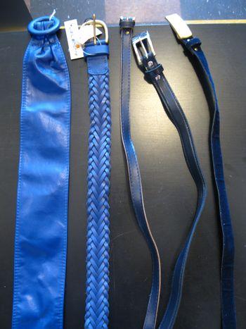 Vintage belts 1