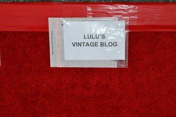 Lulus vintage blog