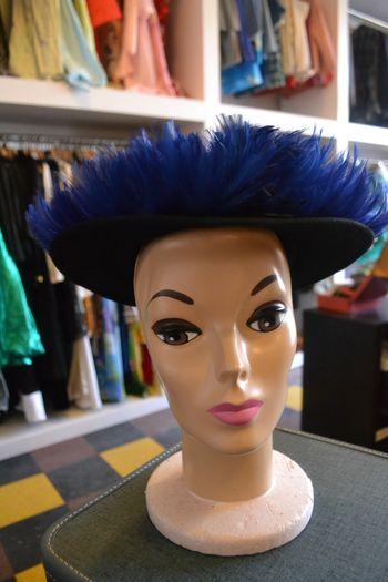 Vintage hat portland