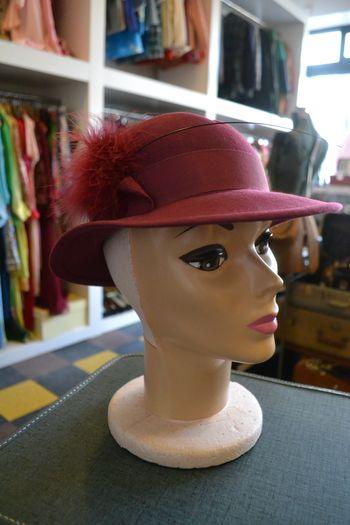 Vintage hat portland 1