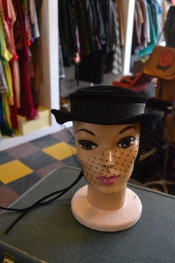 Vintage hat portland 2