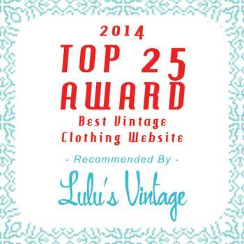 Lulus Vintage Top 25
