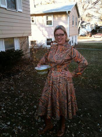 Thanksgiving in vintage